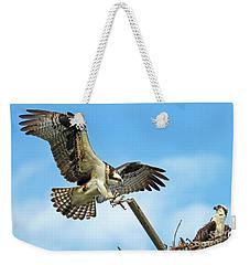 The Female Returns Weekender Tote Bag