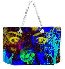 The Fight For Souls Weekender Tote Bag