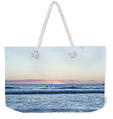 The Final Moments Weekender Tote Bag