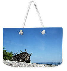 Weekender Tote Bag featuring the photograph The Final Rest by Kennerth and Birgitta Kullman
