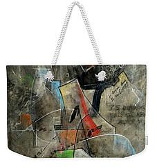 The Fine Line Weekender Tote Bag