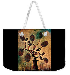 The Fingerprints Of Time Weekender Tote Bag