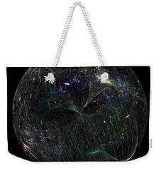 The Finite Universe Weekender Tote Bag