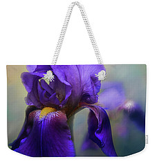The First Iris Weekender Tote Bag