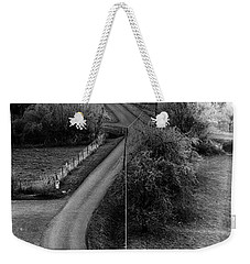 The First Morning Of The First Day Weekender Tote Bag by Hayato Matsumoto