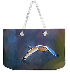 Weekender Tote Bag featuring the photograph The First One 2018 #h4 by Leif Sohlman