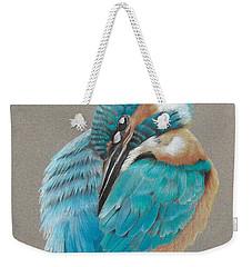 The Fisherking Weekender Tote Bag by Gary Stamp