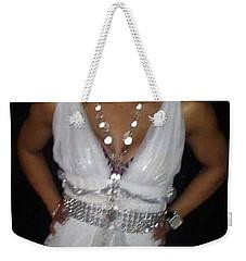 The Fit Goddess Weekender Tote Bag