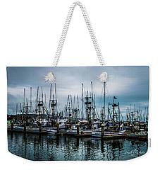 The Fleet Weekender Tote Bag