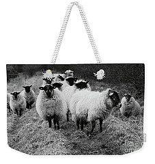 The Flock 1 Weekender Tote Bag