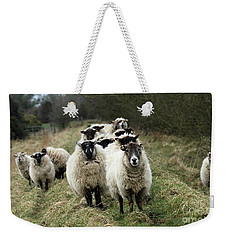 The Flock 2 Weekender Tote Bag