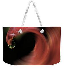 The Flow Of Summer Weekender Tote Bag