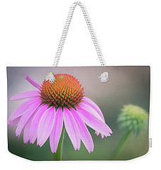 The Flower At Mattamuskeet Weekender Tote Bag