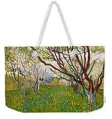 The Flowering Orchard, 1888 Weekender Tote Bag