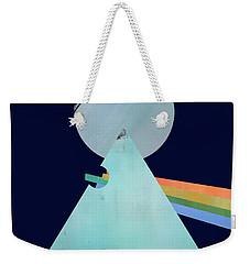 The Floyd's Dark Side Weekender Tote Bag by Jacquie Gouveia