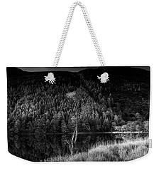 The Flute Player Weekender Tote Bag