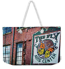 The Fly Arts Center Weekender Tote Bag