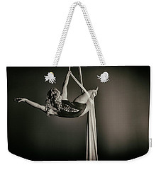 The Fly-by Weekender Tote Bag