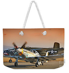 The Flying Circus Version 2 Weekender Tote Bag