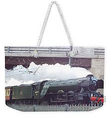 The Flying Scotsman Weekender Tote Bag
