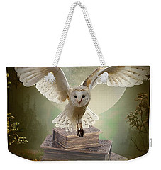 The Flying Wise Weekender Tote Bag