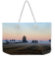 The Fog Weekender Tote Bag