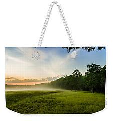 The Fog Of War Weekender Tote Bag