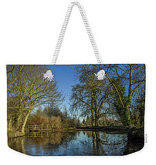 The Ford At The Street Weekender Tote Bag