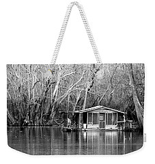 Weekender Tote Bag featuring the photograph The Forgotten by Debra Forand