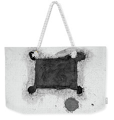 The Form Follows The Function  Weekender Tote Bag
