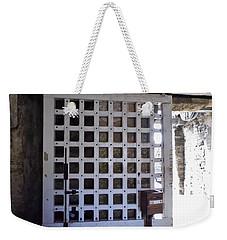 The Fort Door Weekender Tote Bag