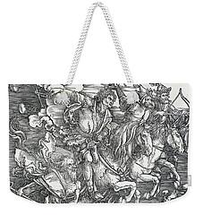 The Four Horsemen Weekender Tote Bag