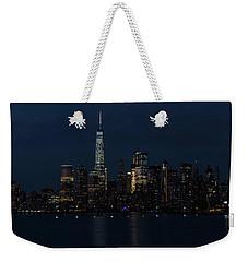 The Freedom Tower Weekender Tote Bag