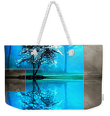 The Frosting On The Tree Weekender Tote Bag