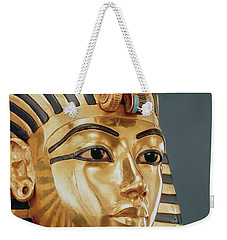 The Funerary Mask Of Tutankhamun Weekender Tote Bag