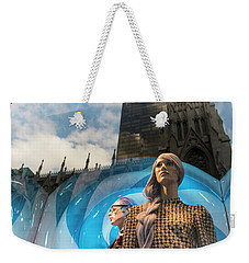 The Game Is Afoot Weekender Tote Bag