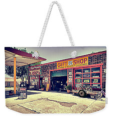 The Garage Weekender Tote Bag