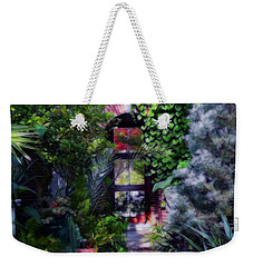 The Garden Weekender Tote Bag