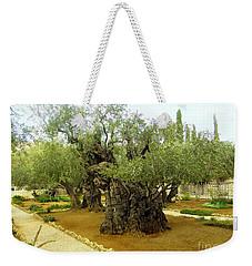 The Garden Of Gethsemane Weekender Tote Bag