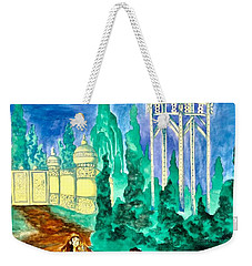 The Garden Of Pictures Weekender Tote Bag