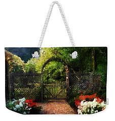 The Garden Path Weekender Tote Bag