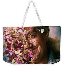 The Gardener Weekender Tote Bag