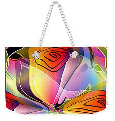 The Garden's Gift Weekender Tote Bag