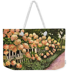 The Gardens  Weekender Tote Bag