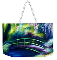 The Gardens Of Givernia Weekender Tote Bag