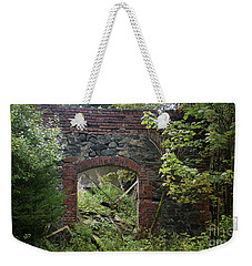 The Gate Into Nothingness Weekender Tote Bag