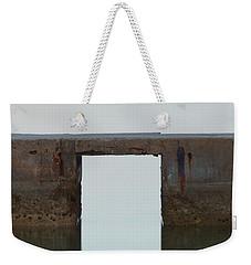 The Gate Of Freedom Weekender Tote Bag