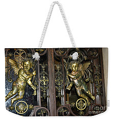 The Gates Of Heaven Weekender Tote Bag