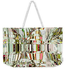 The Gathering Weekender Tote Bag by Ann Johndro-Collins