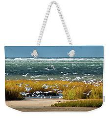 The Gathering Weekender Tote Bag